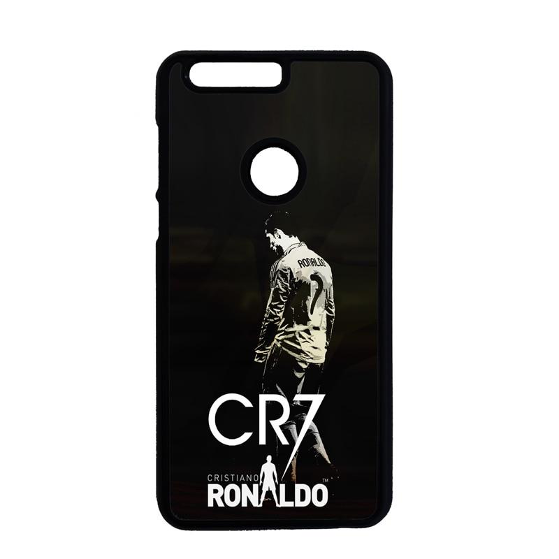 Cristiano Ronaldo CR7 Hard Plastic Cover Case for Huawei Honor 6 7 8 Mate 7 8 9 Oppo R9 R9s Plus R7 R7 PLUS