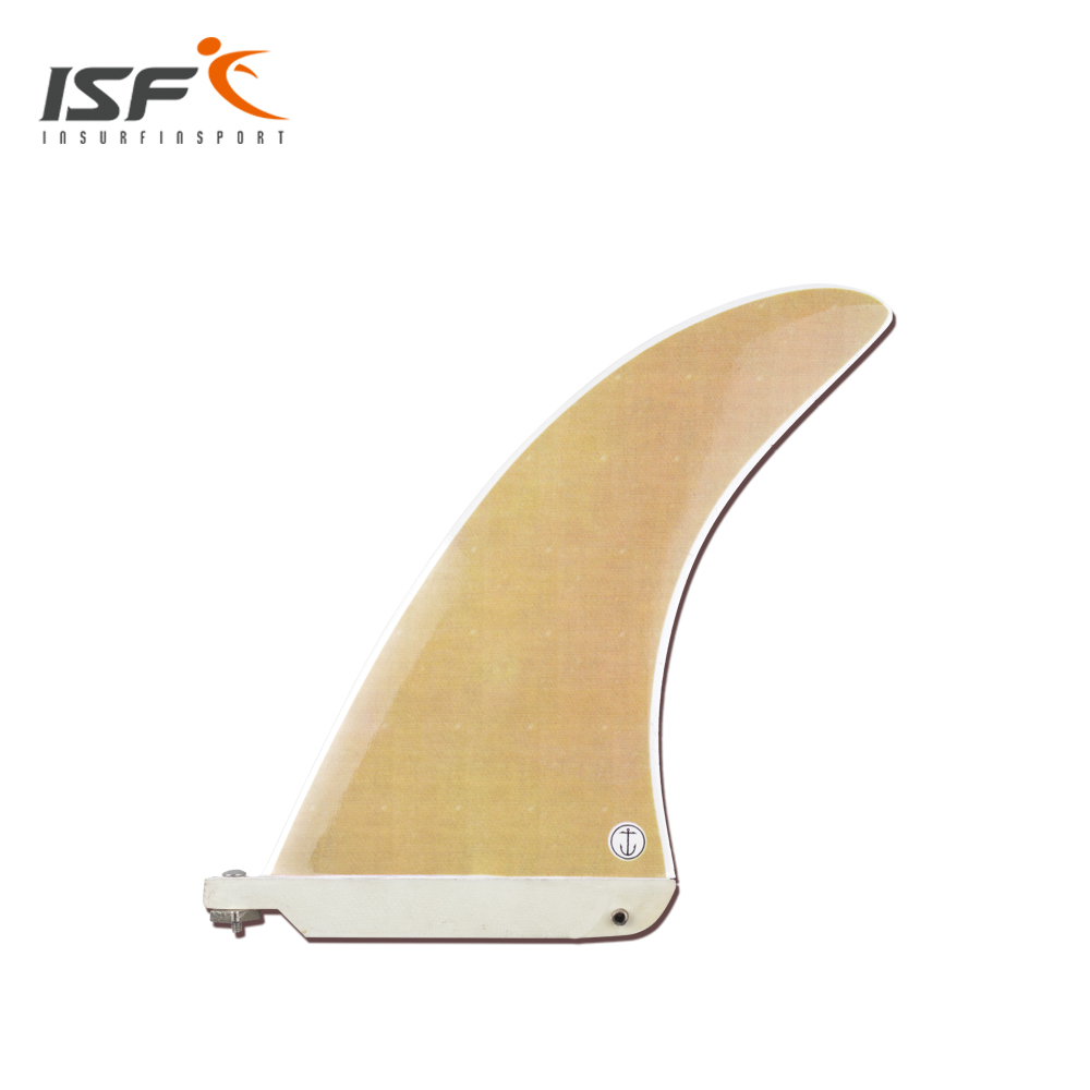 8 pouce longboard planche de surf ailettes quilhas paddle planche de surf Fcs ailettes carbonfiber quatre Quad FCS fin avenir