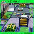 Parque Aquático inflável Flutuante/pista de obstáculos de Água Para Adultos
