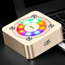 Itek Wireless Bluetooth Flash Speaker Portable Mini Music Subwoofer Speakers with Mic Support Handsfree TF Card AUX caixa de som
