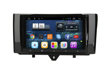 9 inch 2G RAM Android 6.0 Car GPS Navigation System Radio Player Media Stereo for Mercedes-Benz Smart Smart Fortwo 2010-2015