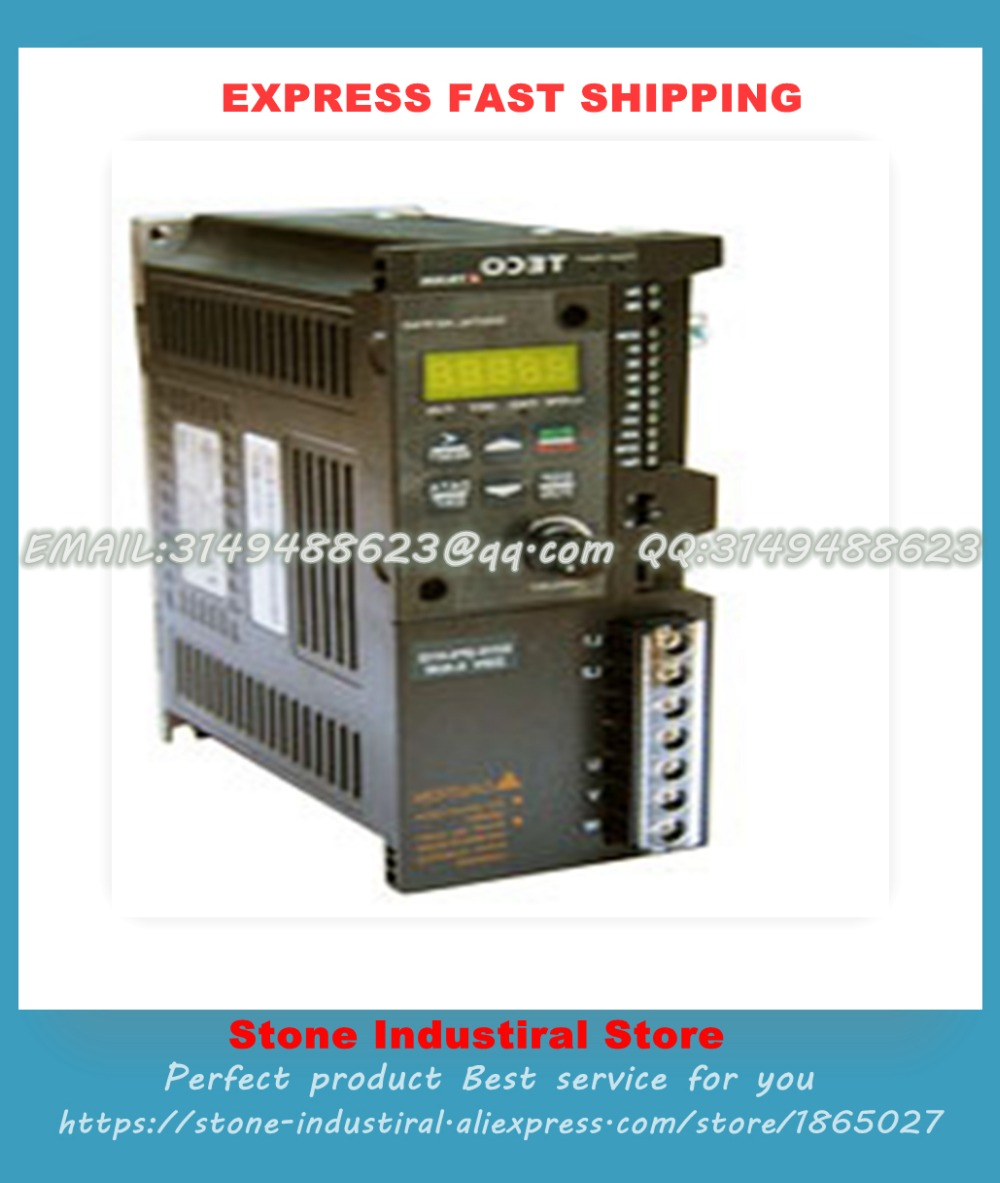 TECO AC Motor Drive Inverter S310 Series S310-202-H1D 2HP 1500W Single Phase New one year warranty 100% Tested Good Quality teco drive inverter n310 4008 s3x 7 5hp 5500w 3 phase 380v 480v hot selling