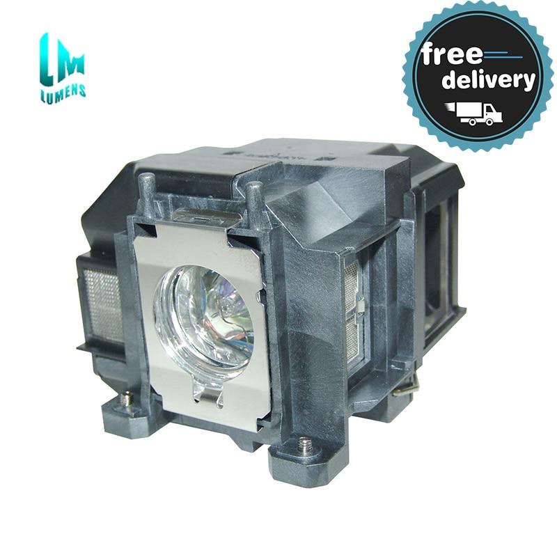Kiváló minőségű projektorlámpa ELPLP67 az Epson EB-X02, EB-W12 - Otthoni audió és videó