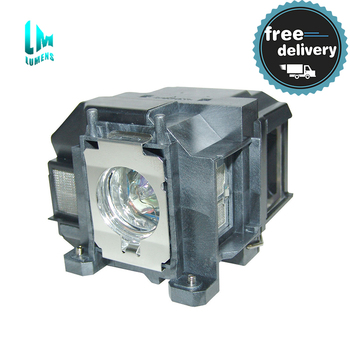 цена на for Epson Projector lamp for ELPLP67 V13H010L67 EB-X02 EB-S02 EB-W02 EB-W12 EB-X12 EB-S12 S12 EB-X11 EB-X14 EB-W16 eb-s11 H432B
