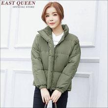 Winter coat women 2016 new arrivals warm winter jacket women 2016 female short woman coat 2016 casacos inverno 2016 AA1454