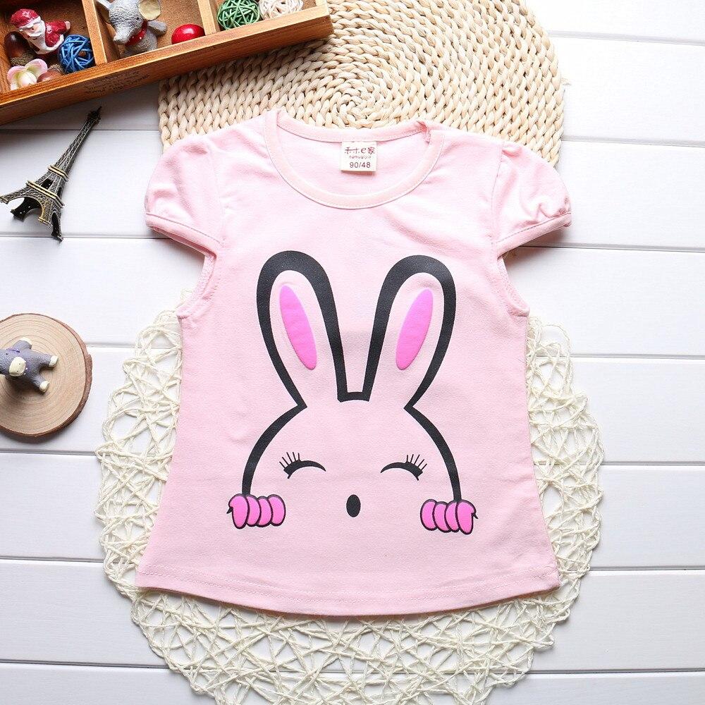 New-2017-Summer-Baby-Girls-Short-Sleeve-T-shirt-Children-Clothes-Kids-Tops-T-Shirts-Cute-bunny-Print-Tees-100-Cotton-HZ2010-4
