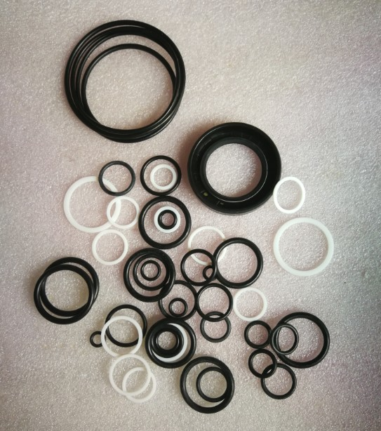 Seal kit for KAYABA hydraulic pump PSV2 55T oil seal replacement engine parts-in Gaskets from Home Improvement    3
