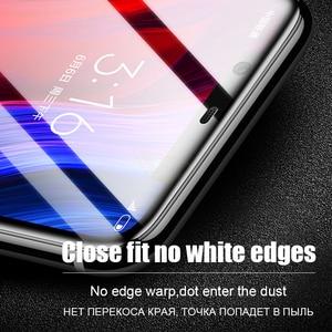 Image 2 - For Xiaomi Mi 8 Lite Protective Glas For Xiaomi Mi A2 Tempered Glass 9D Full Glue Cover On Ksiomi Xiami A2Lite 8Lite Light Glas
