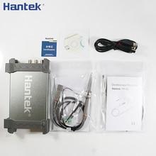 Hantek 6022BE ПК цифровой осциллограф с портом usb хранения 2 канала 20 МГц 48MSa/s Портативный осциллограф с подключением через порт USB Ручной 6022BE