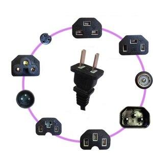 Image 5 - 36 V 1.8A 2A 3A 5A ebike Li Ion Lipo Lifepo4 Batteria Al Litio Caricabatterie Li ion 42 V 43.8 V BMS ricarica rapida per la Bici Elettrica Del Motore