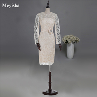 52002 Meyisha With Sleeve Purple Grey Royal Blue Party Plus Size 2015 Formal Plus Size Mother