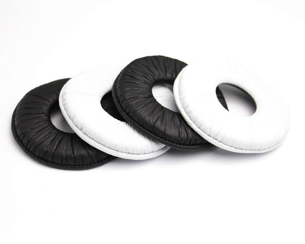 Black Replacement Ear pads pad cushion earpads for sony mdr v100 v150 v200 v250 v300 mdrv 300 headphones