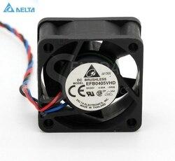 Dla delta EFB0405VHD 4020 40mm 4cm DC 5V 0.50A serwera falownik dmuchawy osiowe wentylatory chłodnicy
