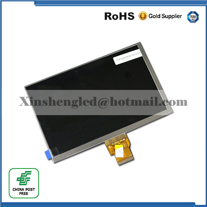New LCD Display 7 inch for Digma hit 3G ht7070mg Tablet TFT 40pin Screen Matrix Digital Replacement Panel Free Shipping new lcd display 7 inch for digma 7 77
