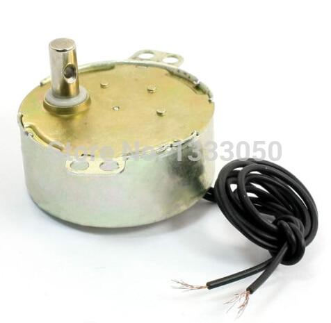FREE SHIPPING TYJ50 CW/CCW Metal Shell Fan Synchronous Motor 5/6RPM AC220-240V 4W
