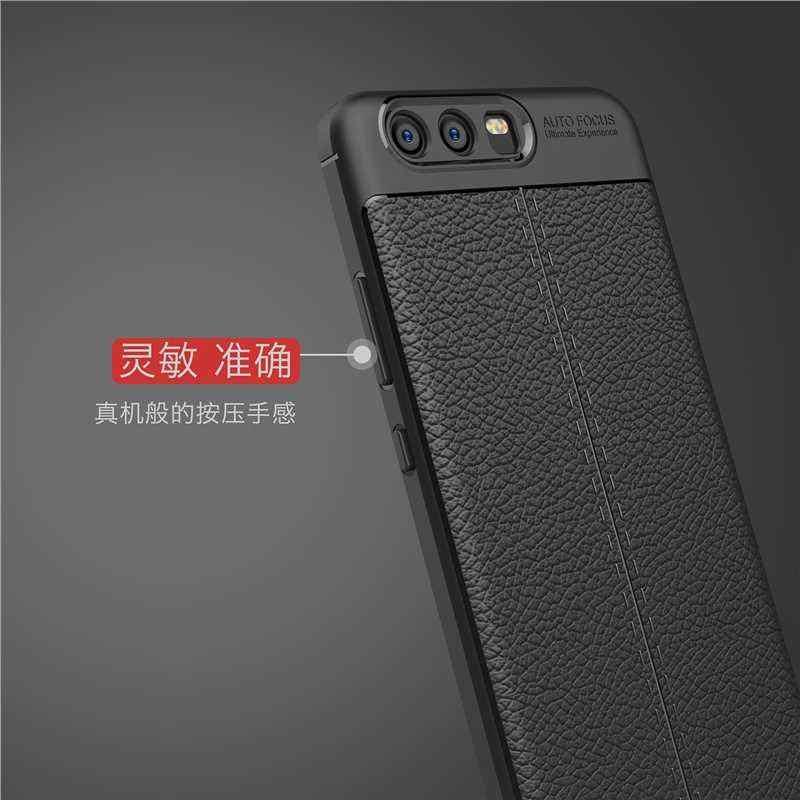 "Mokoemi แฟชั่น Lichee รูปแบบ Shock Proof 5.1 ""สำหรับ Huawei P10 สำหรับ Huawei P10 Plus โทรศัพท์มือถือกรณีฝาครอบ"