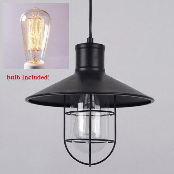 Modern Brief Bar Lamps Classic Loft Rustic BirdCage Ceiling Lamp Pendant Light Vintage Bird Cage Decoration Lamp WITH Bulb 10pcs diamond holesaw set 8 50mm drill bit hole saw cutter for tile glass marble ceramic