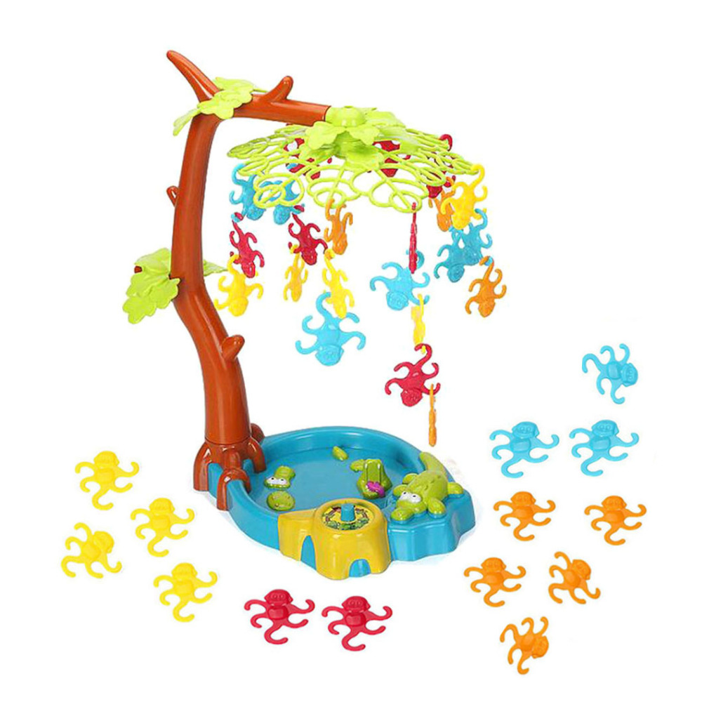 Monkey Balancing Game Monkey Hanging in a Tree Around paternity ...