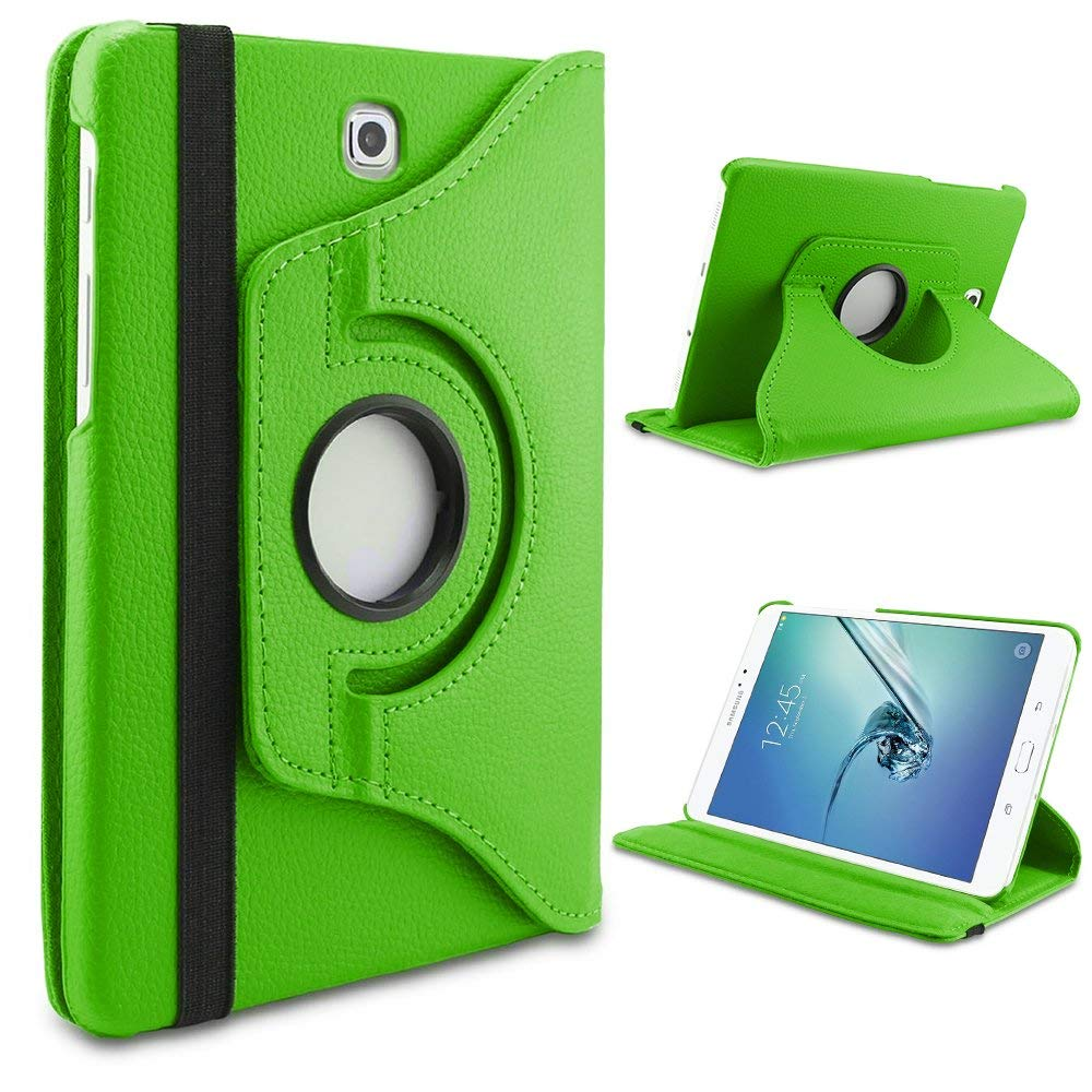 360 Degree Rotating Stand PU Leather Case for samsung galaxy tab a P350 Case Cover For samsung galaxy tab a 8.0inch (2015) T350