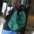 2016 Fashion Nylon Women Backpack College Middle High School Bags For Teenager Girl Ladie Book Bag Mochila Soft Daily bagpack