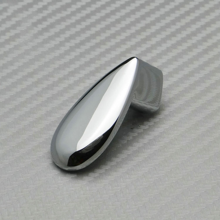 Modern minimalist style cabinet handle furniture Handle wardrobe small Handle raindrops kitchen door knobs for interior