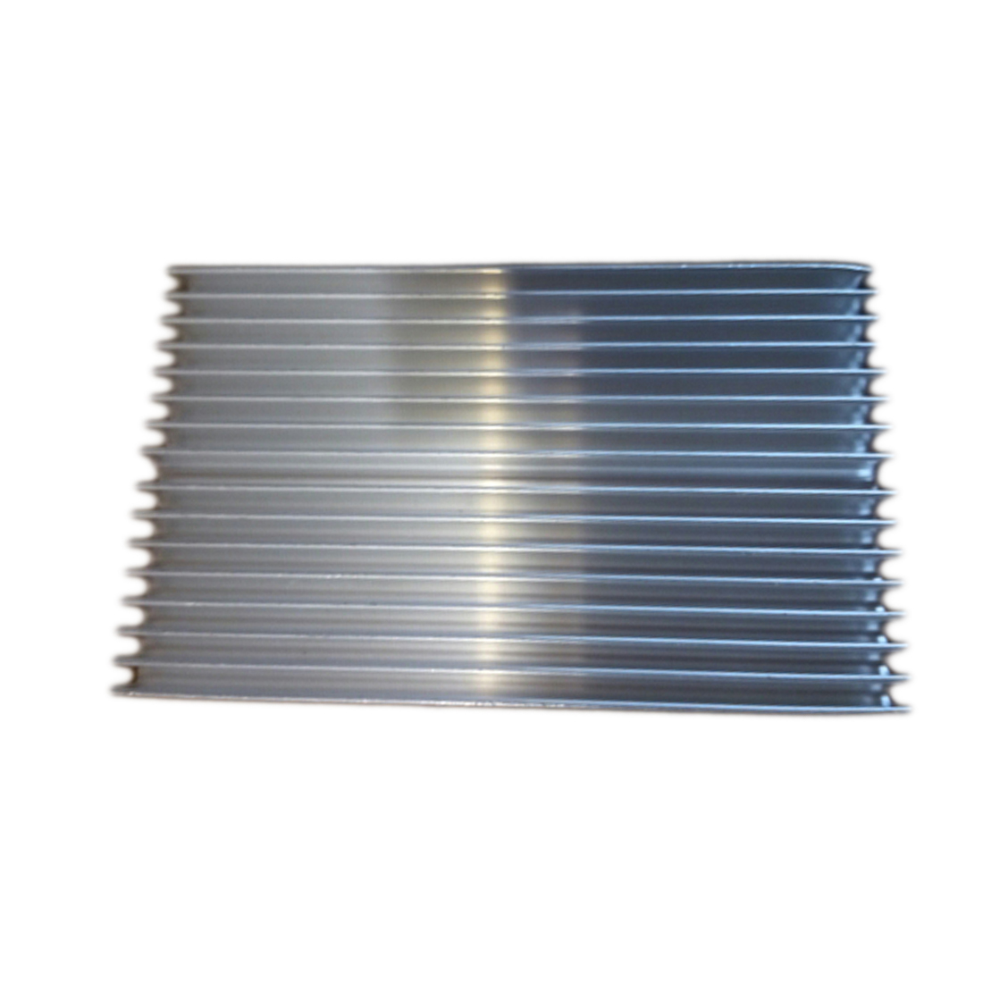 Etmakit High Quality 100*60*10mm DIY Cooler Aluminum Heatsink Grille Shape Radiator Heat Sink Chip for IC LED Power Transistor 50pcs 8 8x8 8x5mm aluminum heatsink radiator cooling cooler for electronic chip ic ram led with thermal conductive tape