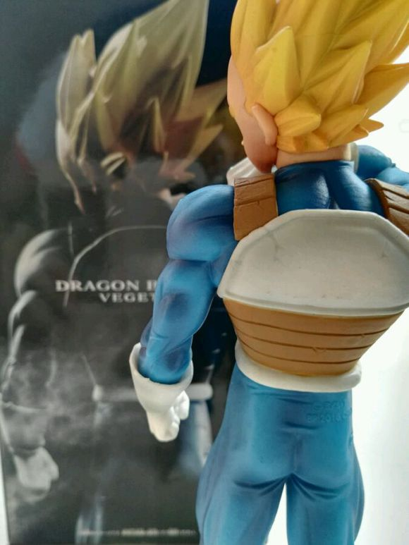 18cm One piece Dragon Ball Z Vegeta Action Figure Collection Model toys brinquedos