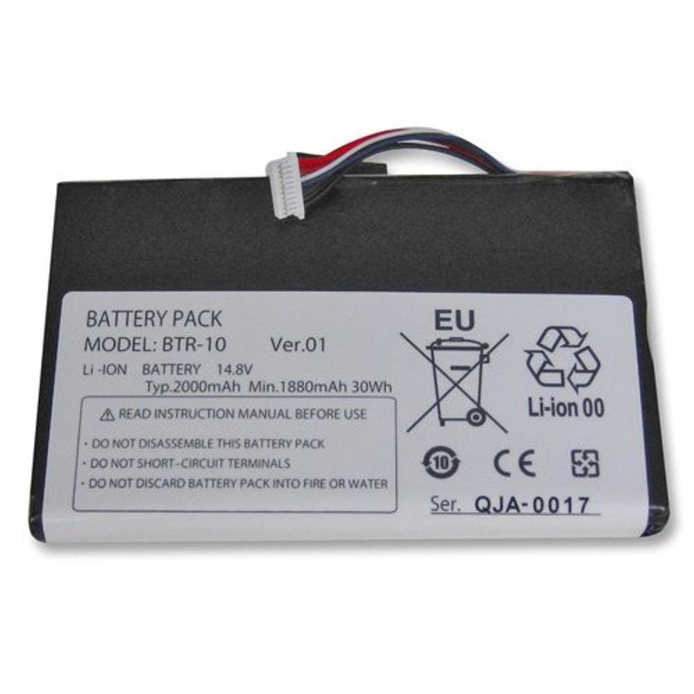 2000 mAH nouvelle batterie de machine à souder à Fiber optique pour fuji kura FSM-12S FSM-21S FSM-22S épisseuse de Fusion S015527 Btr-10