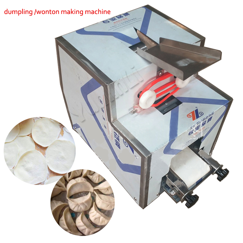 Automatic Commercial Dumpling Skin Maker Dumpling Pastry Making Machine Dumpling /Wonton Making Machine
