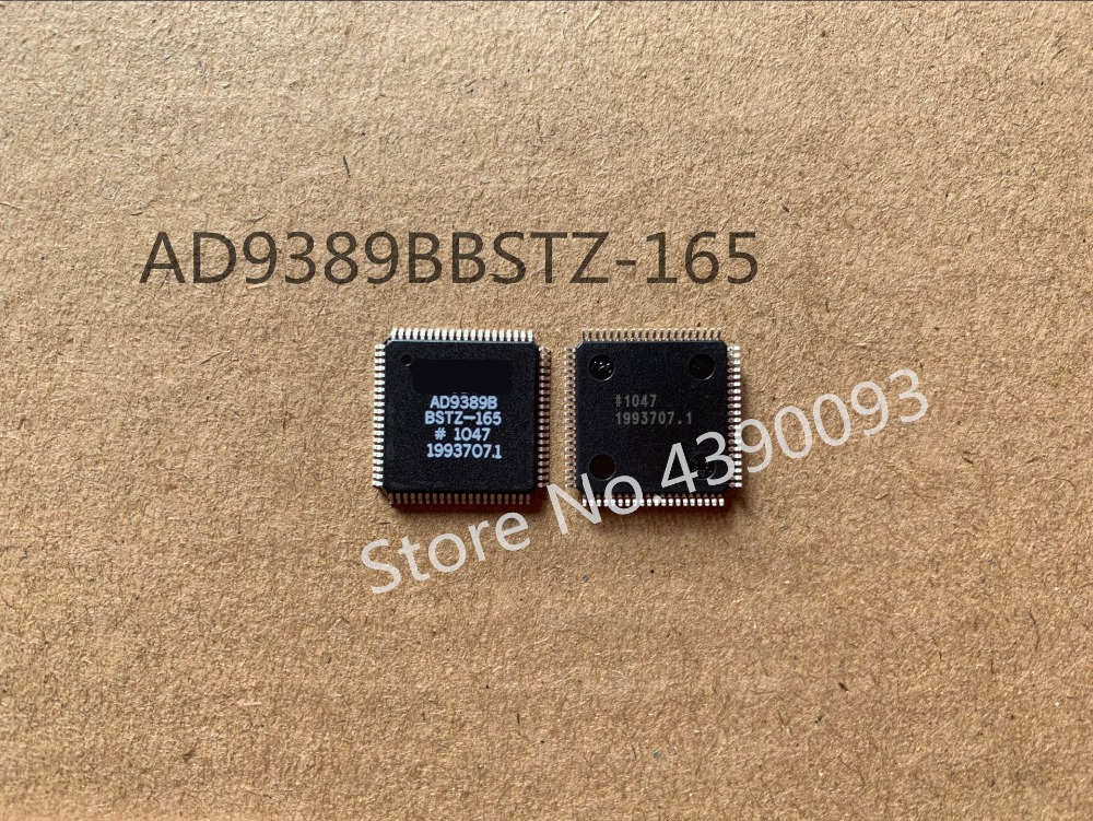 5pcs/lot AD9389BBSTZ-165 QFP AD9389BBCPZ-165 QFN 5pcs lot intersil isl6308airz isl6308a qfn three phase buck pwm controller with high current integrated mosfet drivers