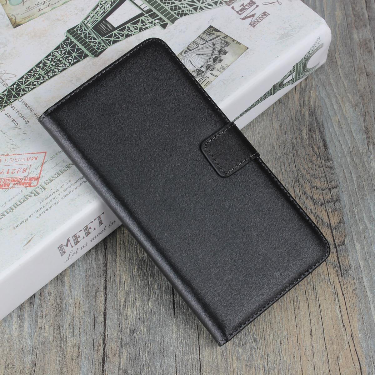 Högkvalitativt retro läderfodral plånbokskydd för kortshållare för Samsung Galaxy S3 S4 S5 i9300 i9500 i9600 GG