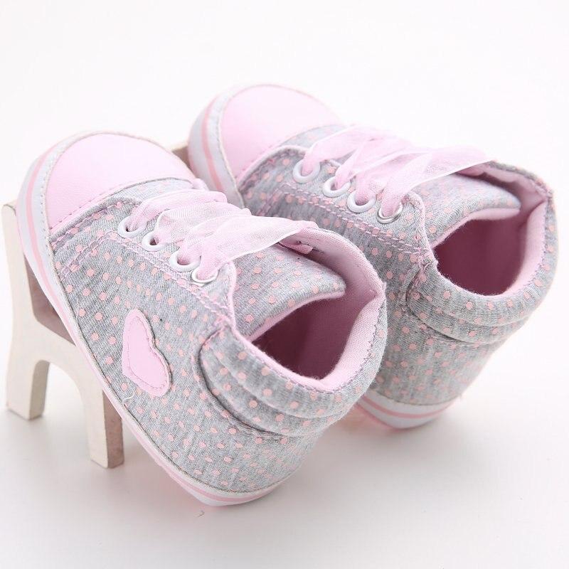 Precioso Bebé Recién Nacido Sneakers Zapatos Del Pesebre Del Bebé Niñas Niño Cor