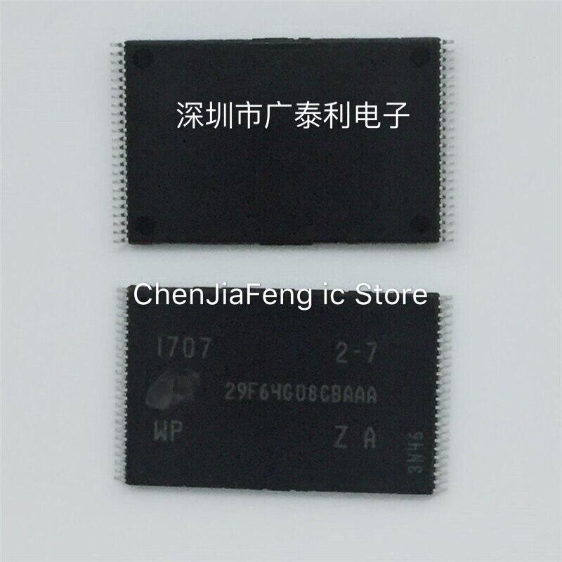 2PCS~10PCS/LOT  New original  MT29F64G08CBAAAWP:A  29F64G08CBAAA  TSOP48|Air Conditioner Parts| |  - title=