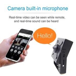 Image 5 - JIENUO 5MP Mini Ip Kamera Poe Audio Micro Cctv Sicherheit Video Überwachung IPCam Indoor Hause Onvif Kleine CCTV HD Netzwerk xmeye