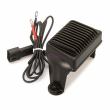 Motorcycle Black Voltage Rectifier Regulator for Harley Touring 97-01 Replace 7450597