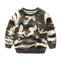 T-shirt do bebê menino camisola de algodão primavera roupa Dos Miúdos primavera