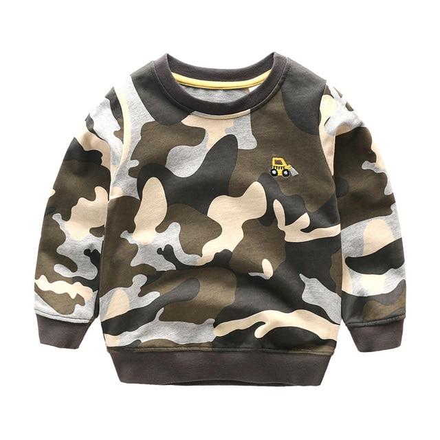 baby boy T-shirt cotton sweatshirt spring Kids clothes spring