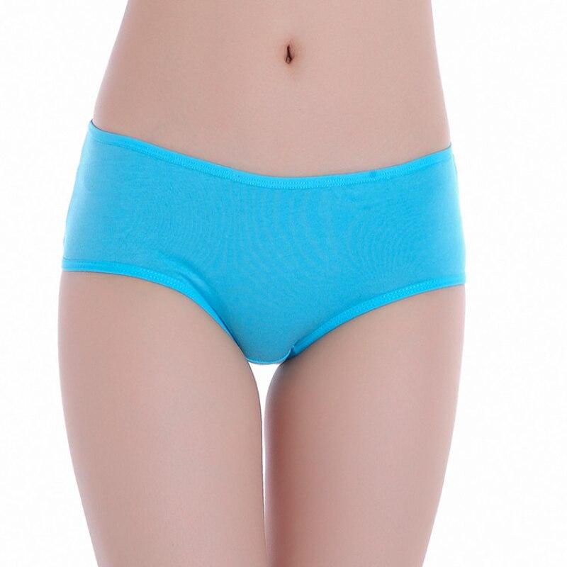 Cotton Women Underwear Briefs High Quality Plus Size   Panties