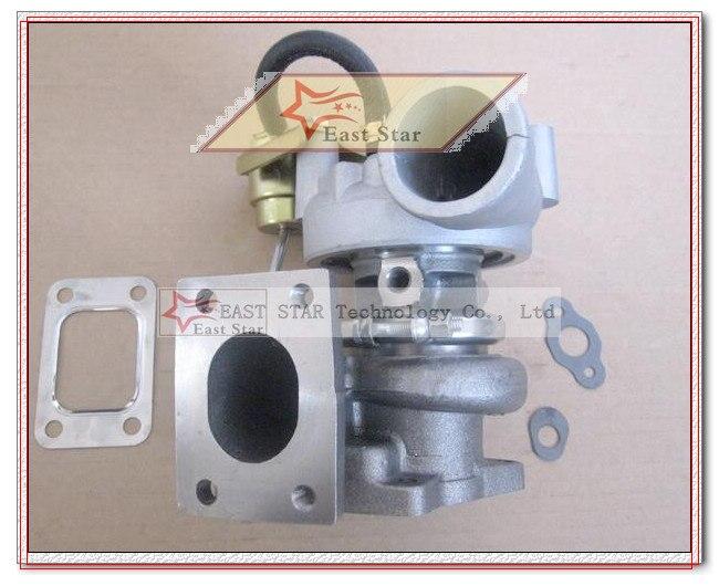 TD04 12T 49177 03160 1G565 17012 Turbo турбонагнетатель для Mitsubishi Pajero L200 бобкэт погрузчик с бортовым поворотом для Kubota V3300 T 3.3L