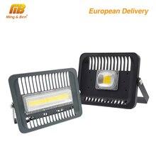 LED Floodlight 30W 50W 100W กลางแจ้ง AC 220V ความสว่างสูง IP65 กันน้ำ CE สำหรับสแควร์โรงรถเรือรูปแบบ ES RU
