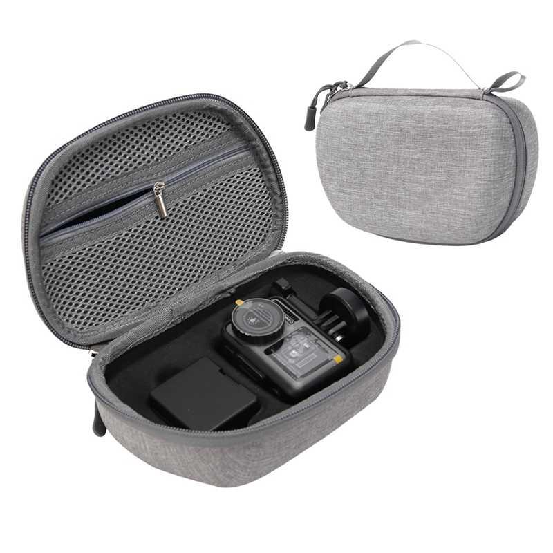 النايلون الدفترية للماء حقيبة الرياضة في الهواء الطلق صندوق تخزين يد حماية حزمة اكسسوارات ل Dji Osmo عمل كاميرا