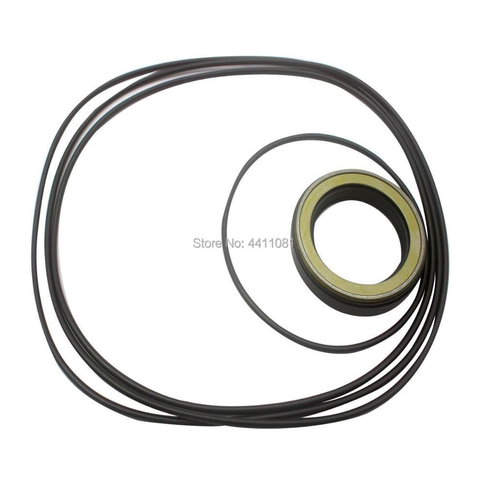 For Komatsu PC200-8 Swing Motor Seal Repair Service Kit Excavator Oil Seals, 3 month warranty connector plug fits komatsu pc200 8 pc 8 excavator controller 7835 46 1007 3 month warranty