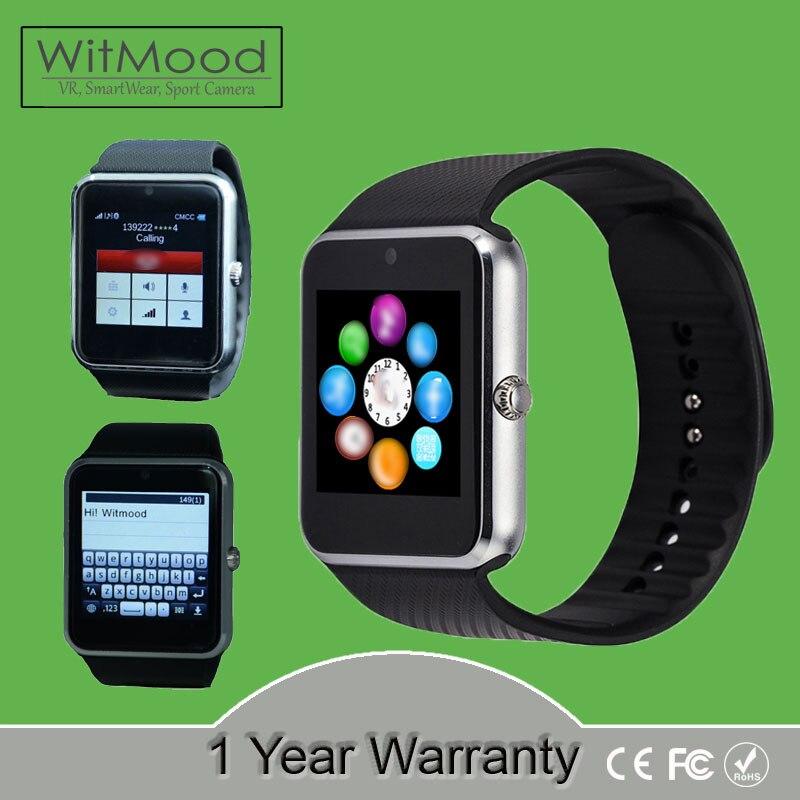 2016 bluetooth font b smart b font font b watch b font gt08 iOS Android Smartwatch