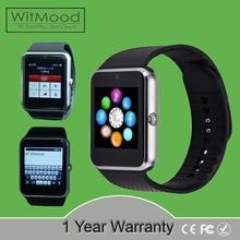 2016 bluetooth smart watch gt08  iOS Android Smartwatch Sim Card Dial Call smart watches gt 08  reloj inteligente gt-08