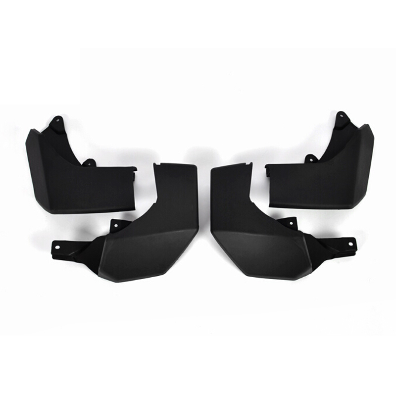 GAS fuel ! mud guards splash flaps mudguards fender For Land Rover Discovery 4 / LR4 2015 2014 2013 2012 2011 2010 window visor rain sun deflector shade guards 4pcs for land rover discovery 4 lr4 2015 2014 2013 2012 2011 2010