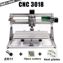 CNC3018 with ER11,diy cnc engraving machine,Pcb Milling Machine,Wooden Carving machine,cnc router,cnc 3018,GRBL,greatest Superior toys