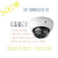 Free Shipping DAHUA IP Camera 4MP Waterproof IR Motorized Network Dome Camera IP67 IK10 Without Logo
