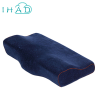 High Quality Double Pillow Case Memory Foam Pillow Bedding Therapy Neck Head Protection Memory Pillow Neck
