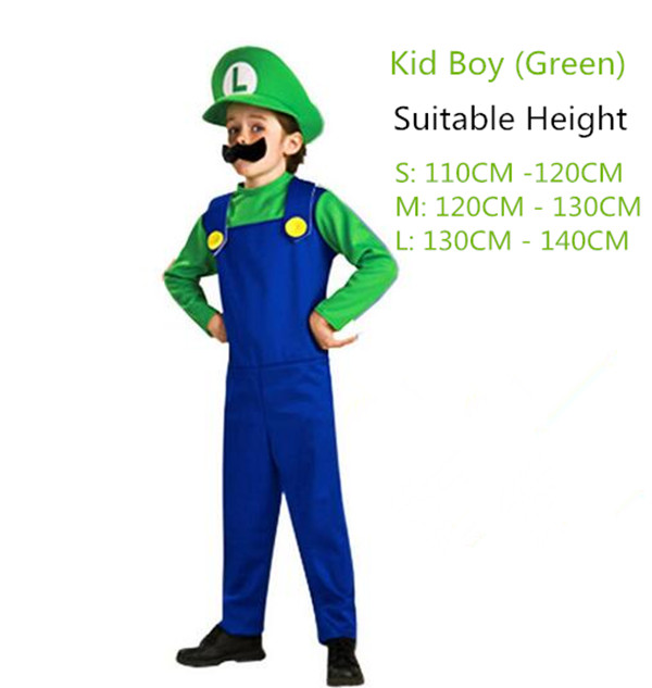 Adlut-kids-Super-Mario-Luigi-Brothers-Unisex-Cosplay-Costume-Hats-Mustache-Funny-Clothing-Fancy-Dress-Jumpsuits.jpg_640x640 (2)