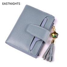 2018 magic credit clutch purse genuine leather rfid small girls women card wallet